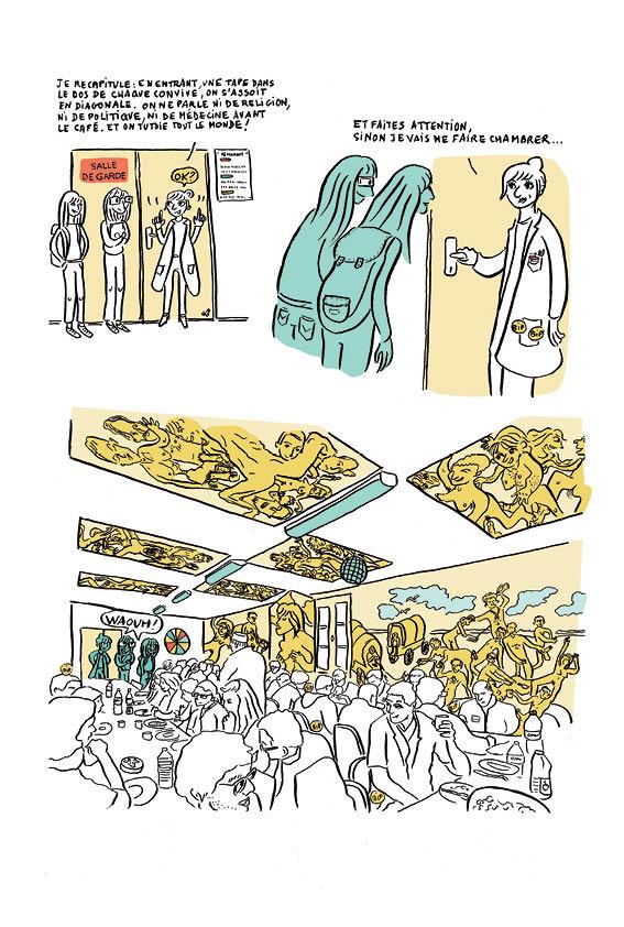 L'hôpital des ados - Revue XXI - Avril 2015