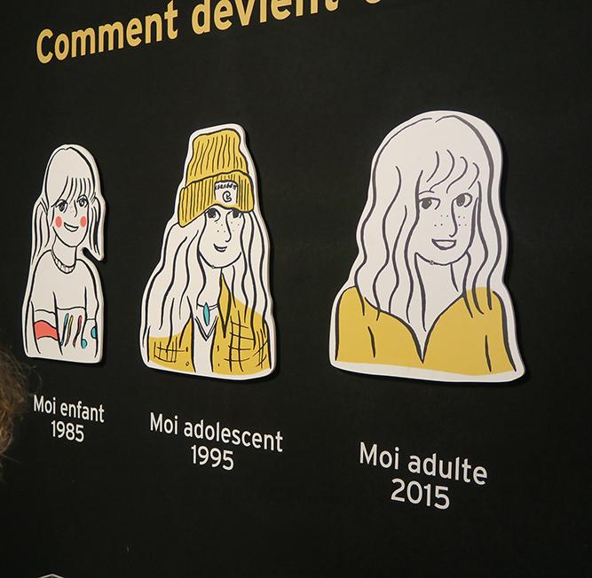 Les Mutants l'expo, Angoulême 2016